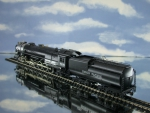 UP 4-12-2 #9000 painted over brass hobby locomotive