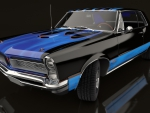 Black and Blue GTO
