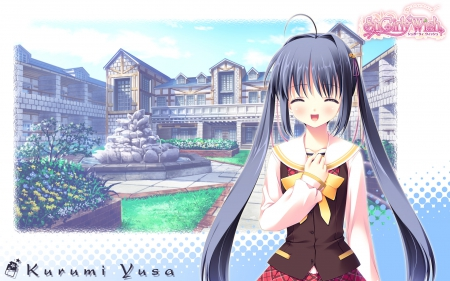 SuGirly Wish - kurumi, girl, anime, sugirly wish, visual novel, yusa