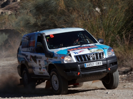 Rally TT Baja Almanzora - thrill, 4x4, offroad, rally