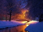 Winter River