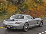 Mercedes Benz SLS AMG Black Series 2013