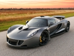 Hennessey Venom GT 0-62mph in 2.45 seconds