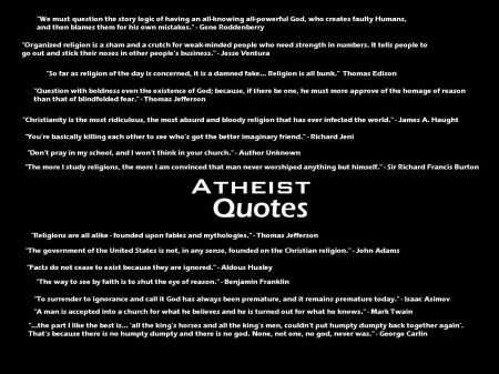 cool atheist quotes - text, cool, quotes, atheist, wisdom
