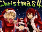 Fairy Tail Christmas