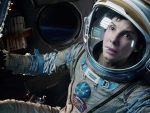 Gravity- wonderful film in 2013-