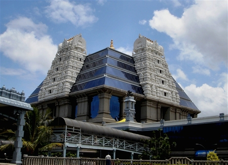 Ancient And Modern Indian Architecture  - Modern