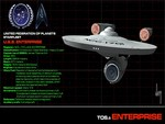 Enterprise NCC 1701