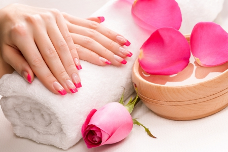 Beauty photography abstract background wallpapers on - Nails wallpaper download ...