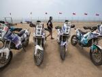 Dakar Rally Bikes