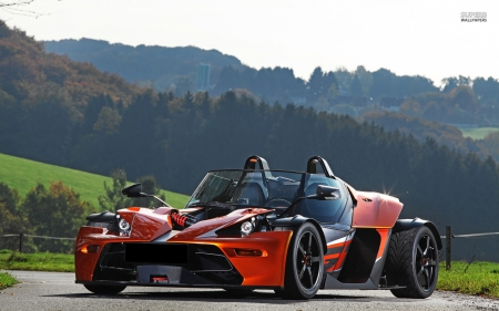 2013 KTM - seater, two, car, sports, fast