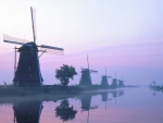 windmills,in,kinderdijk