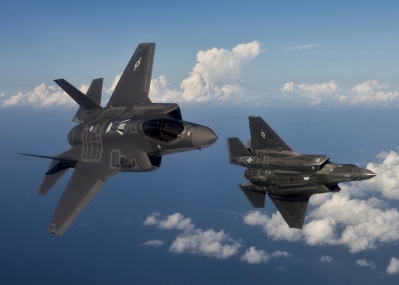 F35 Lightning - f35 joint strike fighter, f35, F35 Lightning, joint strike fighter, lightining