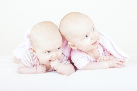 ♥♥ Sweet Miracles ♥♥ - together, brotherhood, beautiful, adorable, smiling, happy, miracles, love, babies