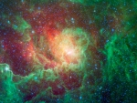 Into the Depths of the Lagoon Nebula