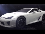 Most Wanted's Lexus LFA