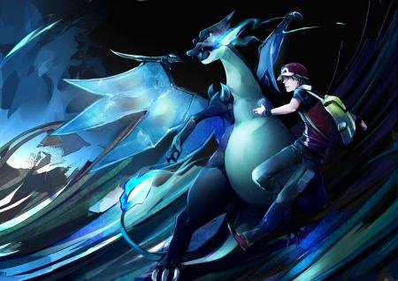 Mega Charizard Pokemon Wallpapers And Images Desktop