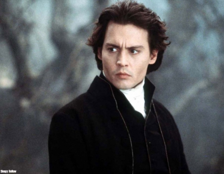Johnny Depp - sleepy hollow, Johnny, Depp, actors, Johnny Depp, actor