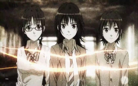 Coppelion - girls, ibara, mesy, Taeko Nomura, anime, naruse, Aoi Fukasaku, manga, boy