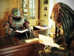 Halo vs Predator - Library