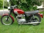 Triumph Trophy 650