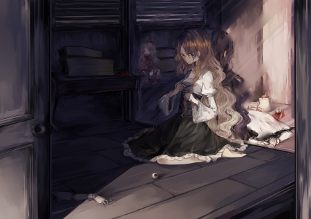 Forever Alone Other Anime Background Wallpapers On Desktop