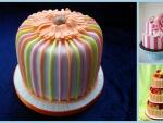 3 Fancy cakes