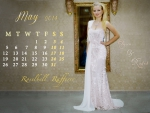 Roselbell Rafferr Calendar May 2014