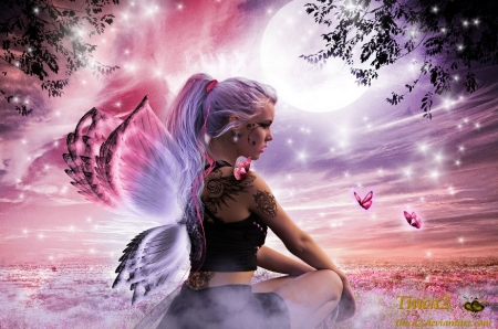 ~Butterfly Lady~