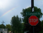 STOP! & Look At the Rainbow!