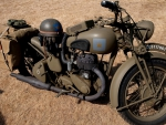 old army bike