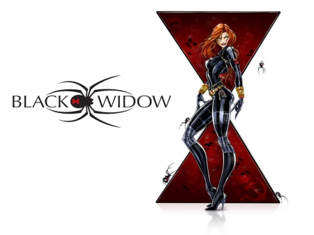 Black Widow - Other & Entertainment Background Wallpapers on