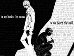 Death Note(light and L)