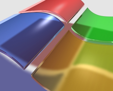 XP Glass - windows, microsoft, technology, xp, windows xp