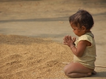 prayer let there be peace on earth