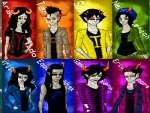Trolls of Homestuck