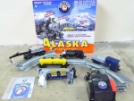 Alaska Lionel since 1900 hobby train set