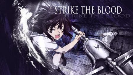 STRIKE THE BLOOD - Strike the Blood, Akatsuki Kojou, Kojou, Yukina, Himeragi Yukina