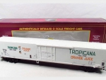 "Tropicana Orange Juice ""O""scale hobby freight car"