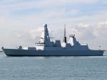 HMS Daring D32