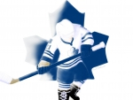 Toronto Maple Leaf Sketch