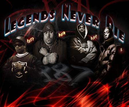 Legends Never Die Music Entertainment Background Wallpapers On Desktop Nexus Image 1664024