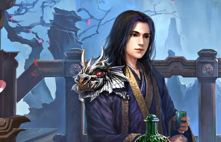 Fantasy Prince Wallpaper