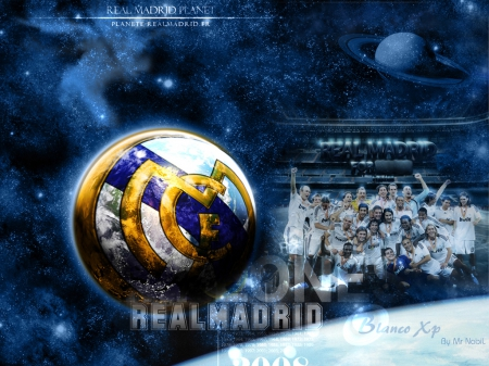 Real Madrid Planet - soccer, sport, real madrid, madrid, real, football