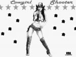 Cowgirl Shooter