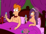Futurama First night wedding