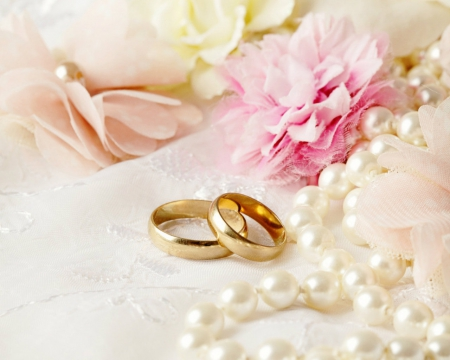 Wedding Rings Photography Abstract Background Wallpapers On