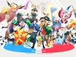 Pocket monsters X and Y