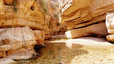 amazing river gorge - grge, cliffs, river, stones