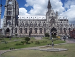 16th Century Cathedral in Ecuador